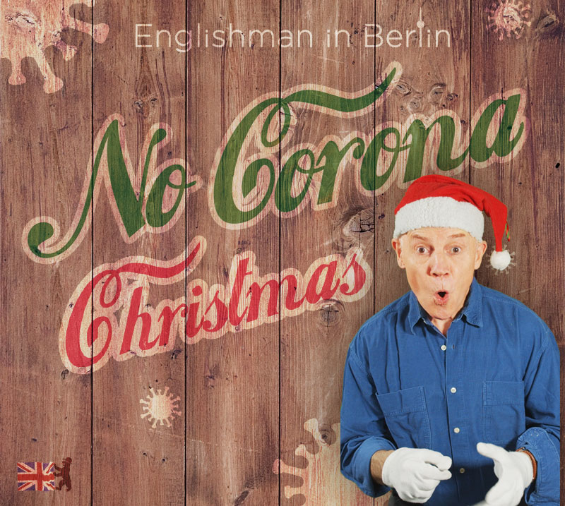 cover - no corona christmas