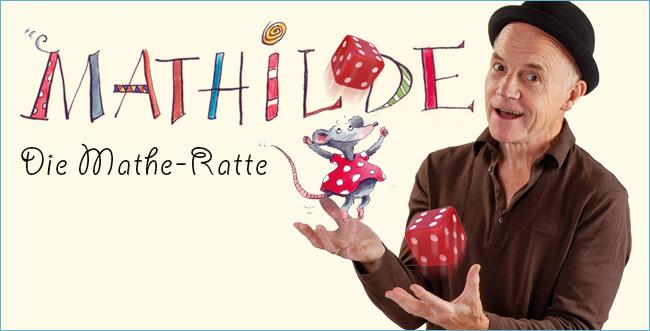 Mathilde die Mathe-Ratte